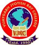 Vijaygarh Jyotish Ray College, [VJRC] Kolkata logo
