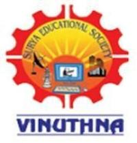 Vinuthna Institute of Technology and Science Vinuthna College of Management, [VITSVCM] Warangal logo