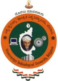 Visvesvaraya Technological University, [VTU] Belgaum logo