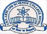 VNS College of Arts and Science, [VCAAS] Pathanamthitta logo