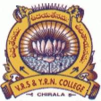 VRS and YRN College of Engineering and Technology, [VRSYRNCET] Prakasam logo