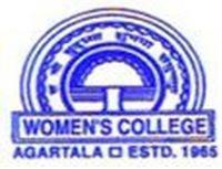 Womens College, [WC] Agartala logo