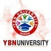 YBN University, Ranchi logo