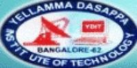 Yellamma Dasappa Institute of Technology, [YDIT] Bangalore logo