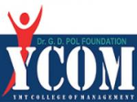YMT College of Management, Mumbai logo