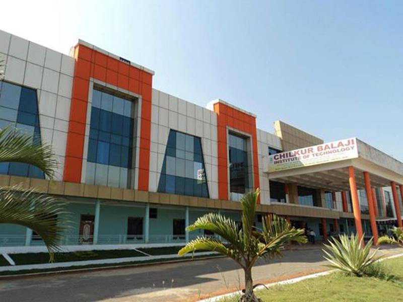 Chaitanya Bharathi Institute of Technology, Hyderabad ...