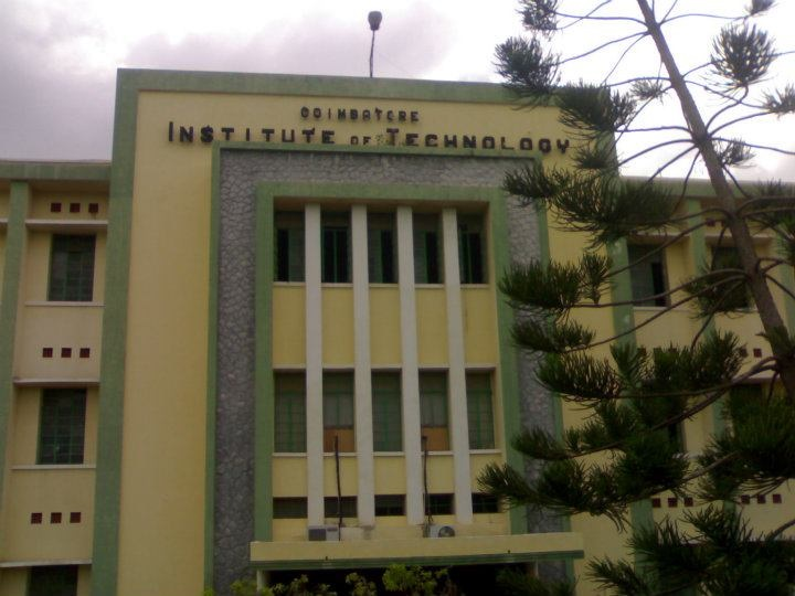 Fees Structure and Courses of Coimbatore Institute of Technology ...