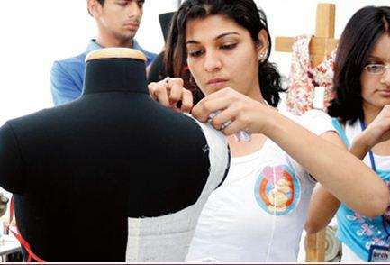 International School Of Fashion Design Delhi School Style