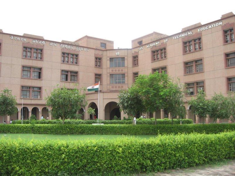 JSSATE Noida campus