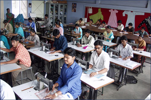 Osteen College Of Fashion Designing
